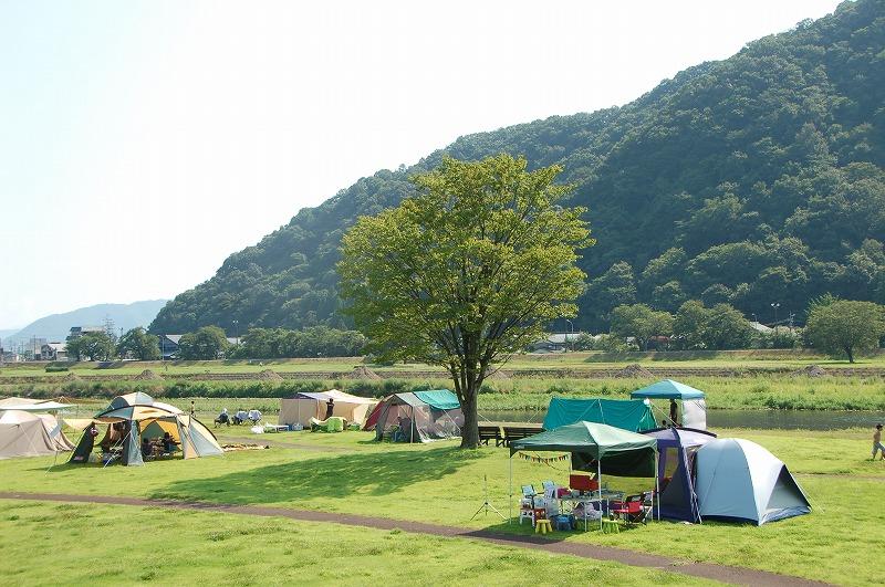 【福井県越前市】今年の夏は、「そうだ!川に行こう!」