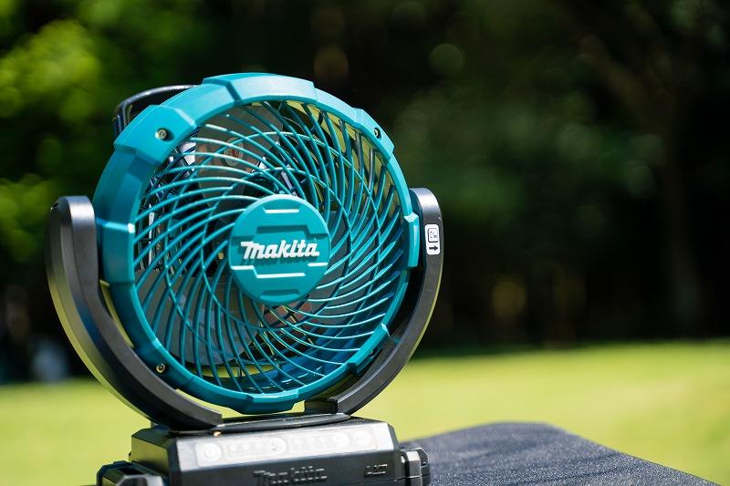 夏キャンプにあると快適な扇風機・サーキュレーター