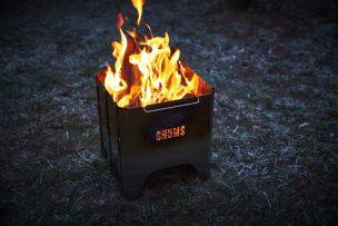 チャムス初の焚き火台