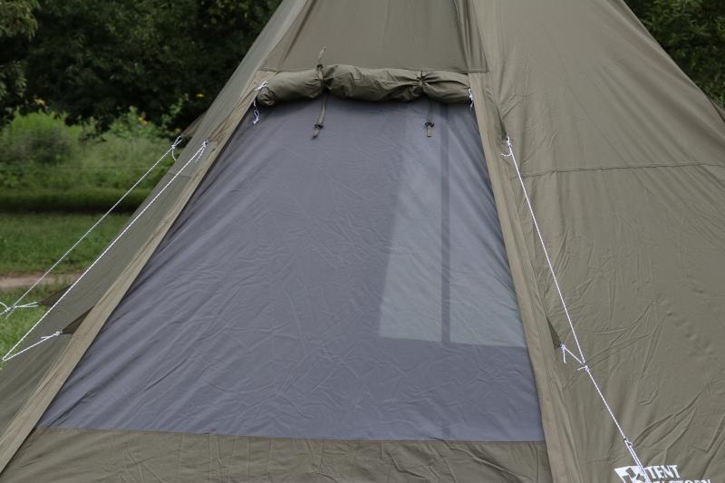 ファクトリー テント テント ワン ポール