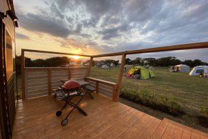 長井海の手公園 ソレイユの丘「スタイルキャビン ~Style Cabin~」