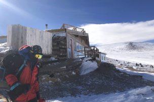 標高4,000mの極所のグランピング