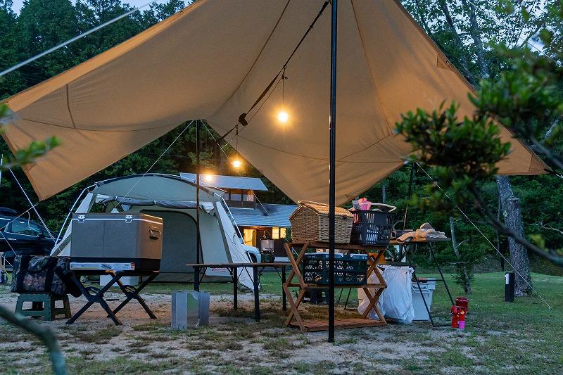 キャンプにオススメのLEDランタン